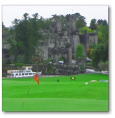 Ashford Castle Golf