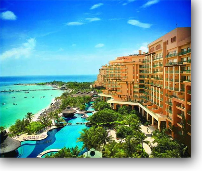 Hotel Reviews for Fiesta Americana Coral Beach in Cancun