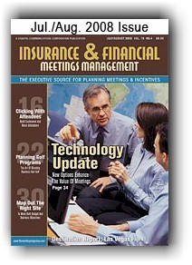 Insurance and Financial Meetings Management