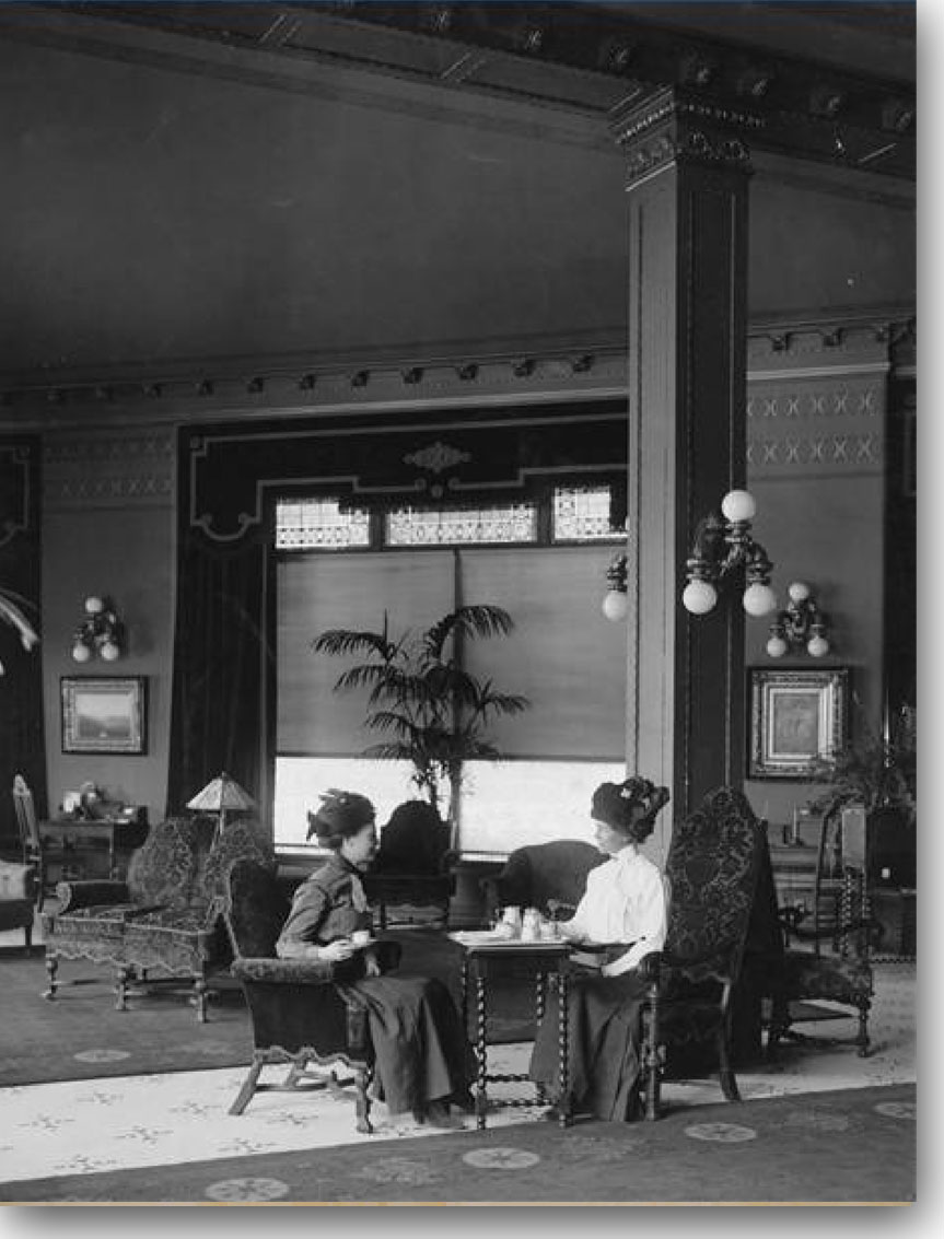 History of the Brown Palace