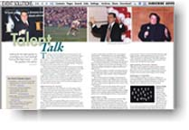 July 2009 Event Solutions Magazine Talent Talk