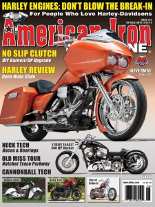 Mississippi American Iron Motorcycle