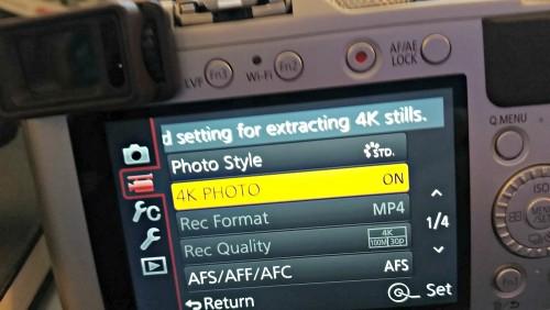 4KPhoto Mode on the Panasonic DMC-LX100 camera. #PanasonicAdventure