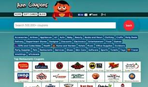 AnnCoupons.com